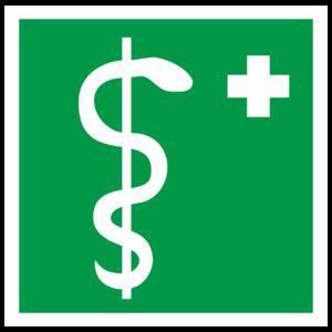 Знак EC-05 «Медицинский кабинет»_07505
