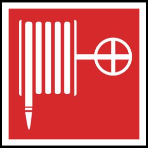 Знак F-02 «Пожарный кран»_04004