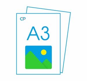 Полноцветная печать А3