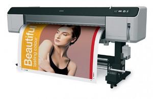 Печать на самоклейке